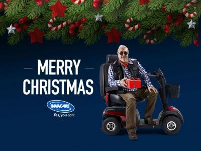 Merry Christmas from Invacare